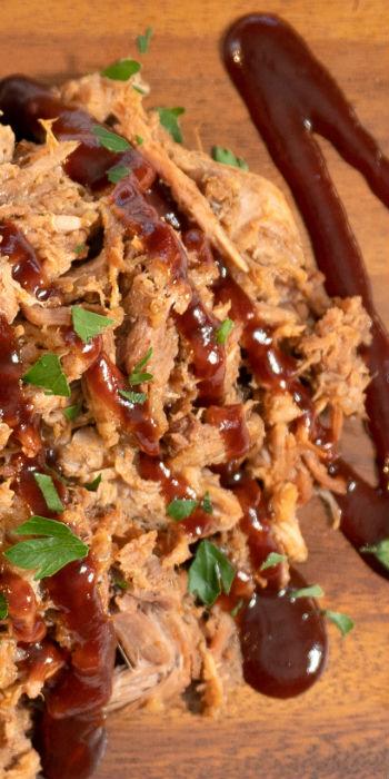 Brunswick Bowls BBQ Meat