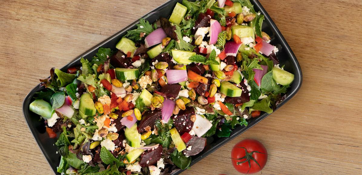 Brunswick Bowls Catering salad