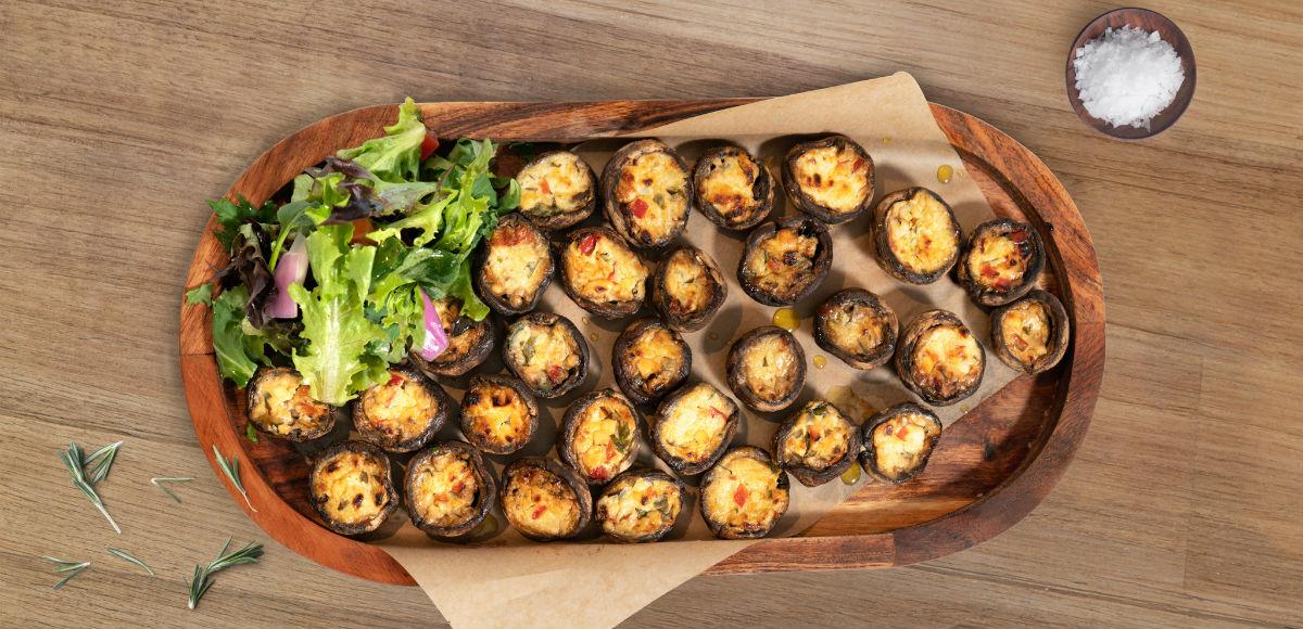 Brunswick Bowls Catering vegetarian