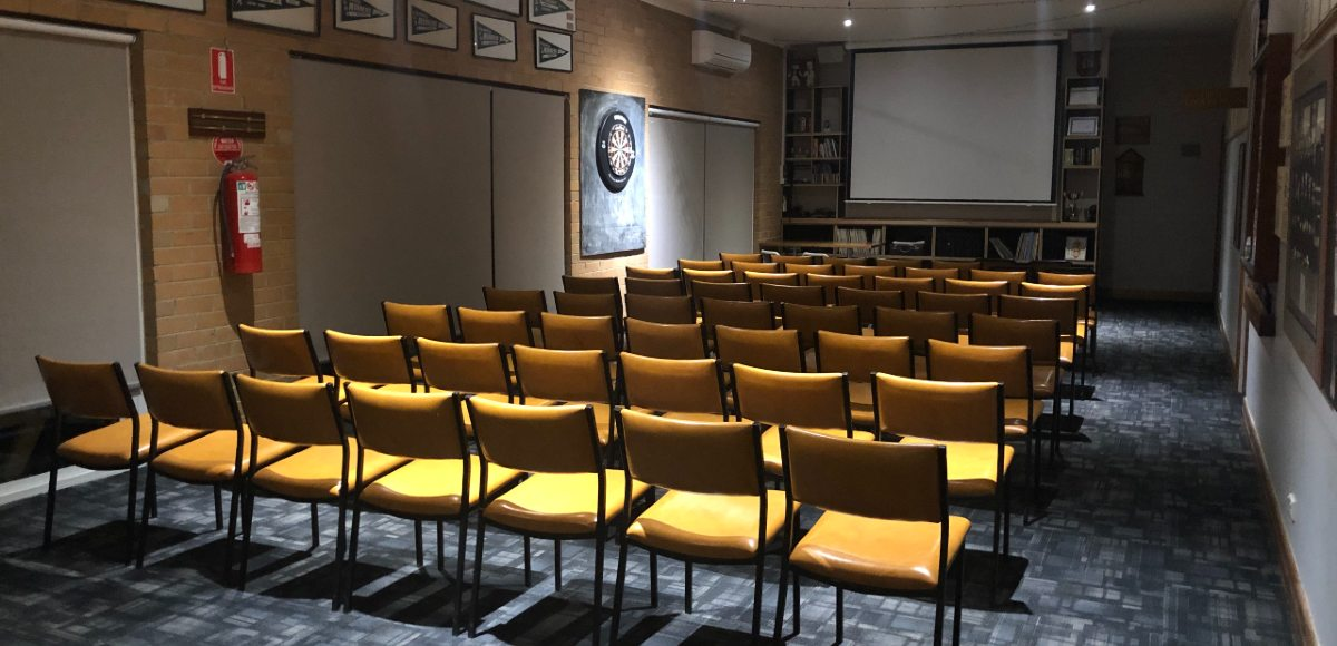 BBC Meeting Room Hire lecture layout